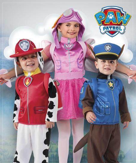 Paw Patrol Kostumer