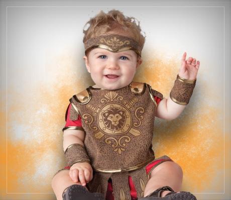 Kostumer til babyer