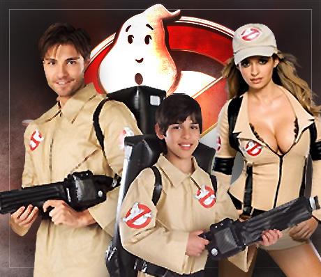 Ghostbusters kostumer