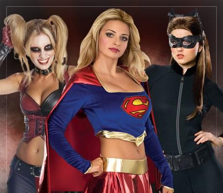 Superhelte Kostumer til damer