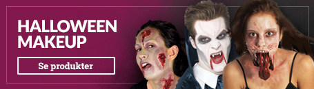 Halloween Makeup & Halloween Sminke