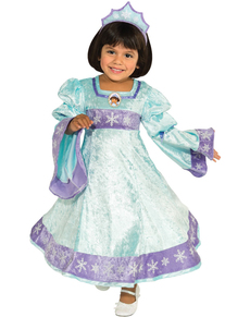 dora udforskeren eventyr prinsessefe kostume til piger .